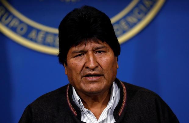 Βολιβία: Παραιτήθηκε ο Μοράλες καταγγέλλοντας απόπειρα πραξικοπήματος