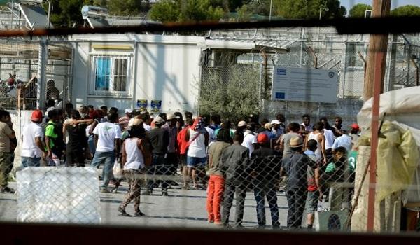 Παραιτήθηκε ο διοικητής του Κέντρου Υποδοχής της Μόριας: Κουράστηκα