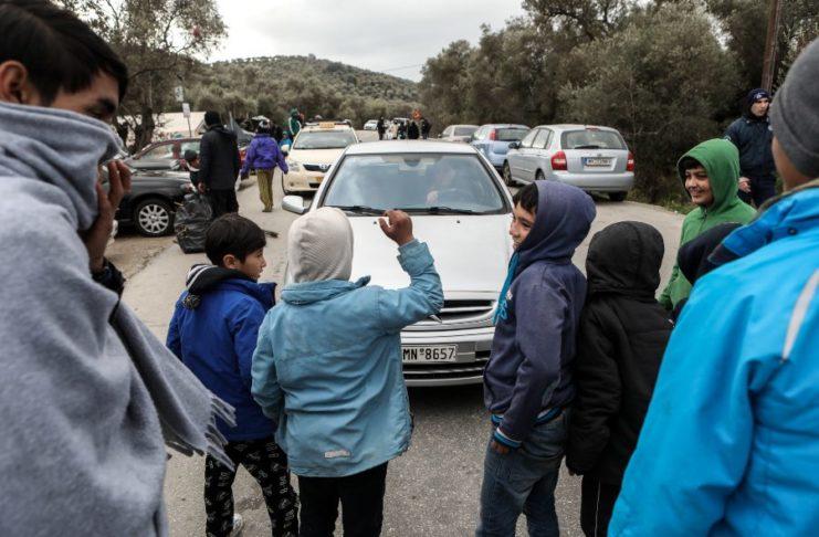 Μόρια: Ανοιξαν τα σύνορα, σας περιμένει πλοίο στο λιμάνι της Μυτιλήνης -Αναστάτωση στον καταυλισμό από φήμη