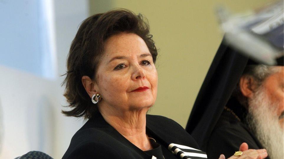 Αποσύρει την υποψήφιότητά της με τη Νέα Δημοκρατία η Τώνια Μοροπούλου