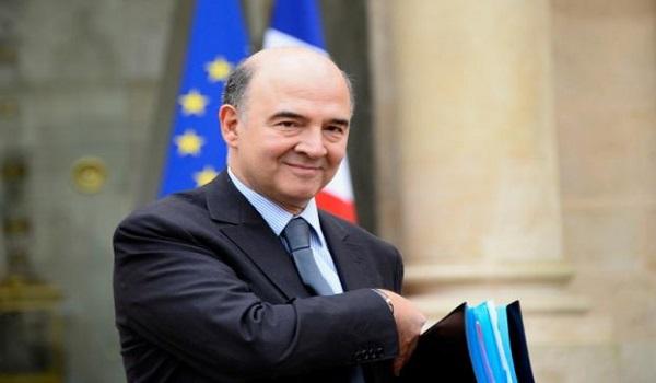 Μοσκοβισί: Σήμερα θα είναι ιστορική ημέρα για την Ελλάδα