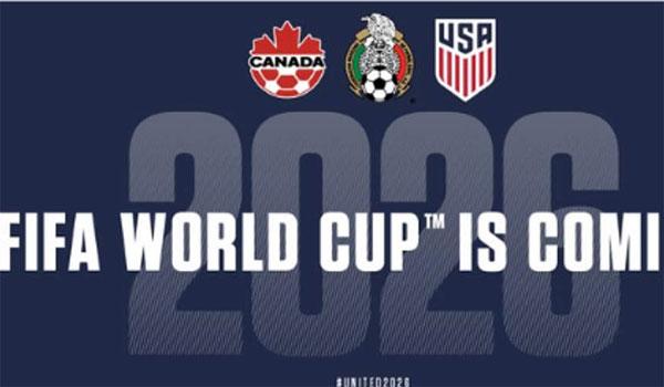 Σε ΗΠΑ, Μεξικό, Καναδά το Μουντιάλ 2026