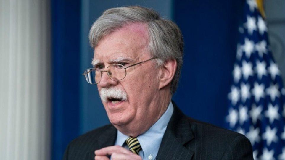 """Κρεμλίνο: """"Εσωτερική υπόθεση"""" των ΗΠΑ η απόλυση του Τζον Μπόλτον"""