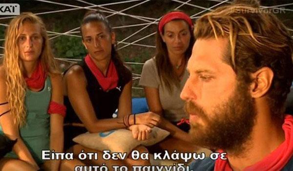 Συγκλόνισε ο Νάσος Παπαργυρόπουλος: Δεν μιλούσαμε για δύο χρόνια- Εγώ φταίω πατέρα! Σε αγαπάω!