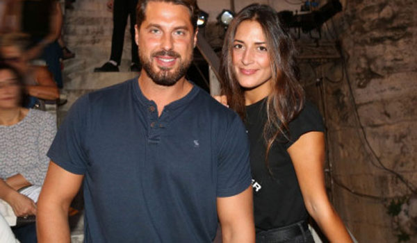 Νάσος Παπαργυρόπουλος - Εύη Σαλταφερίδου: Είναι ζευγάρι;