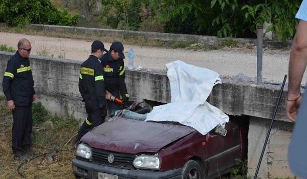Απίστευτο θανατηφόρο τροχαίο δυστύχημα στο Ναύπλιο