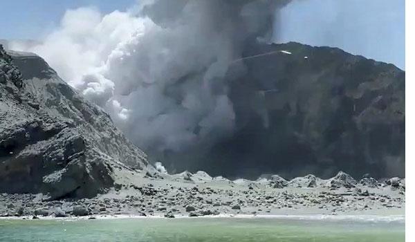 Τουλάχιστον 13 οι νεκροί από το ηφαίστειο στη Νέα Ζηλανδία
