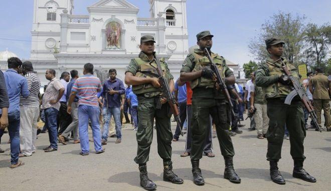 Εφιάλτης χωρίς τέλος στη Σρι Λάνκα: Όγδοη έκρηξη με πολλούς νεκρούς