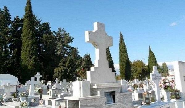Μεσσηνία: Ανήλικοι ξέθαψαν νεκρή και την κάθισαν στην είσοδο του νεκροταφείου