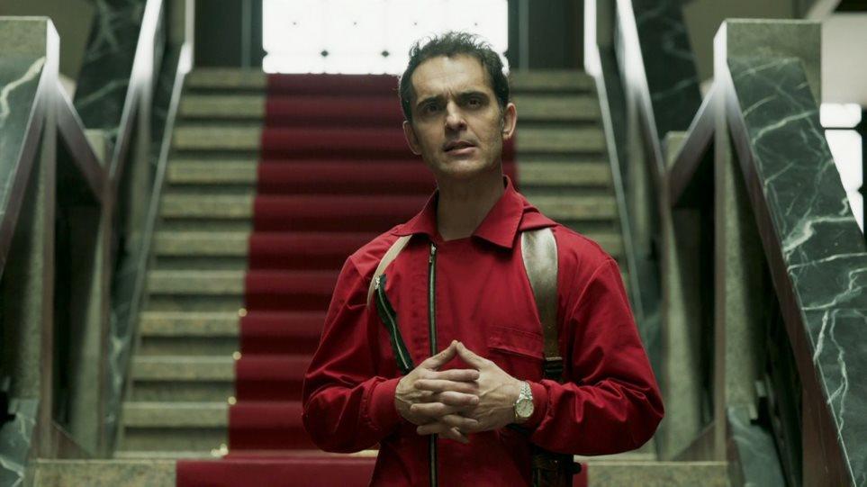 To Netflix ανέβασε αποχαιρετιστήριο βίντεο για τον Berlin