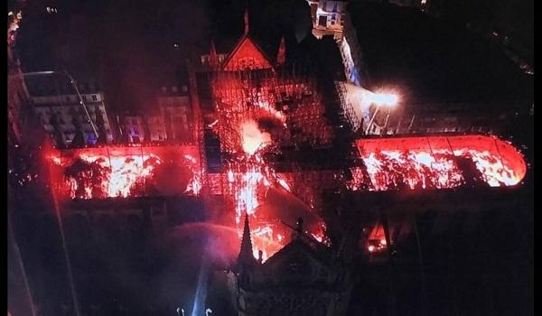 Το Παρίσι χωρίς την Παναγία του;  - Ω Θεέ μου: Σοκ, θλίψη