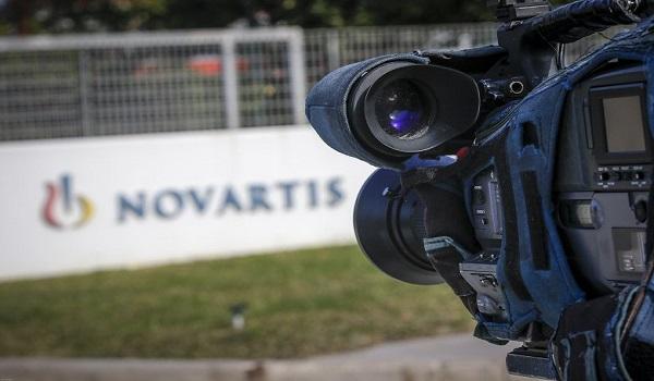 Novartis: Έρευνα σε μαύρο χρήμα που συνδέει πολιτικά πρόσωπα