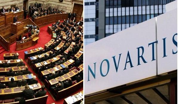 Με μυστική ψηφοφορία αποφασίζει η Βουλή για την υπόθεση Novartis