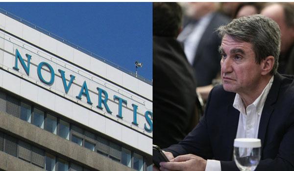 Novartis: Ζητείται άρση ασυλίας Λοβέρδου. Θύελλα αντιδράσεων - Καταγγέλλουν σκευωρία