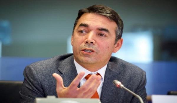 Ντιμιτρόφ: Η ελληνική κυβέρνηση διαβεβαίωσε ότι παραμένει αφοσιωμένη στη Συμφωνία των Πρεσπών