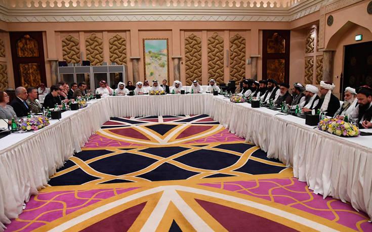 Αρχίζουν εκ νέου οι διαπραγματεύσεις της αφγανικής κυβέρνησης με τους Ταλιμπάν