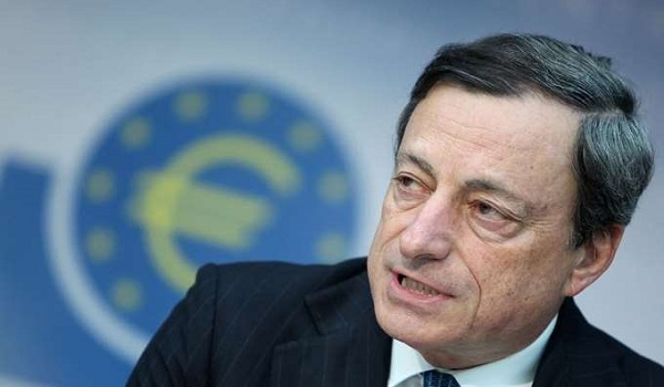 Ντράγκι: Η ελάφρυνση χρέους θα βοηθήσει μεσοπρόθεσμα τις υποχρεώσεις της Ελλάδας