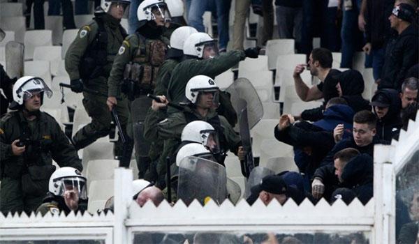 Παναθηναϊκός - Ολυμπιακός: Οριστική διακοπή του αγώνα
