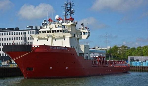 Στο οικόπεδο 10 της κυπριακής ΑΟΖ το σκάφος Ocean Investigator
