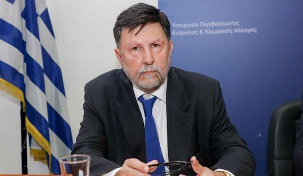 Παραίτηση Οικονόμου ζητά ο ΣΥΡΙΖΑ - Τι απαντά ο υφυπουργός Περιβάλλοντος