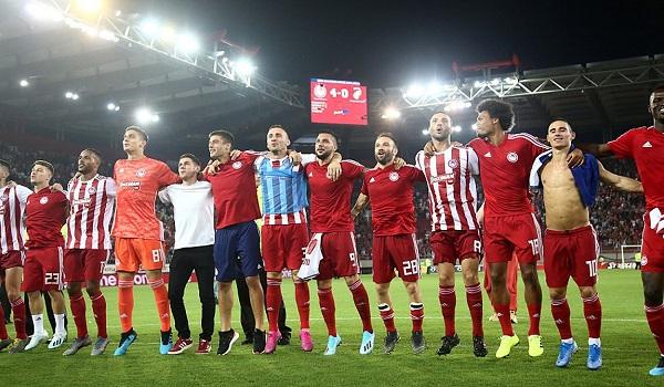 Ολυμπιακός: Η ενδεκάδα κόντρα στην Κράσνονταρ