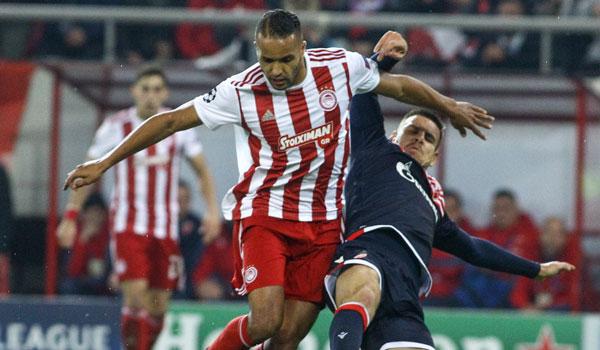Ο Ελ Αραμπί έδωσε την πρόκριση στον Ολυμπιακό στους 32 του Europa League