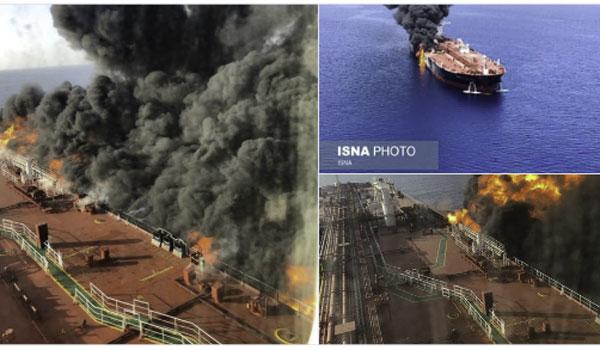 Συναγερμός στον Κόλπο του Ομάν: Η νέα επίθεση σε δεξαμενόπλοια δυναμιτίζει επικίνδυνα το κλίμα