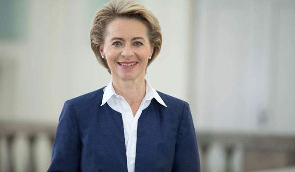 Ούρσουλα φον ντερ Λάιεν: Ποια είναι η νέα πρόεδρος της Κομισιόν