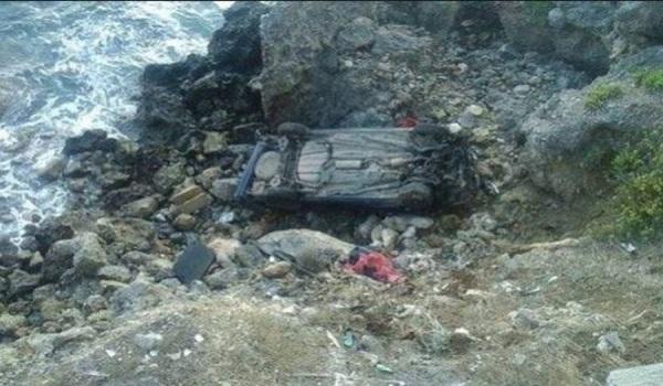 Πάφο: Τραγικός θάνατος για ζευγάρι - Έπεσαν με το αυτοκίνητό τους σε γκρεμό