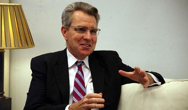 Πάιατ: Ενίσχυση των αμυντικών σχέσεων Ελλάδας και ΗΠΑ