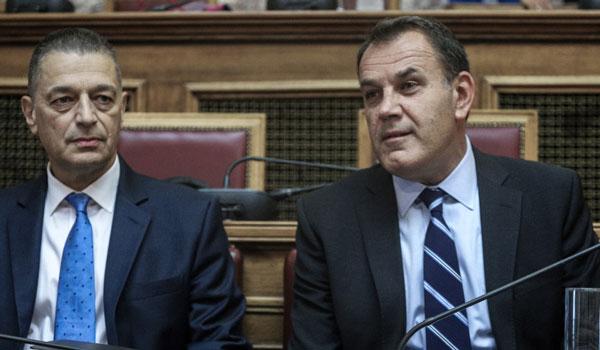 Παναγιωτόπουλος στη Βουλή: Tο κόστος θα είναι μεγάλο για όποιον μας επιτεθεί