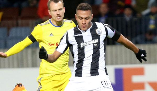 Europa League Τελικό:  ΠΑΟΚ – ΜΠΑΤΕ Μπορίσοφ 1-3