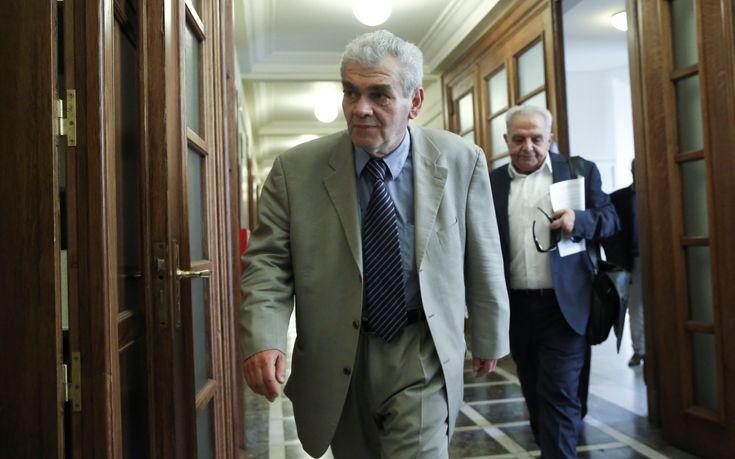 Παπαγγελόπουλος: Έχω συναντηθεί πολλές φορές με τον Σαμαρα - Ας βγει να με διαψεύσει