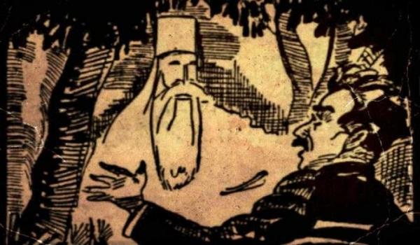 Θεσσαλονίκη: Το φάντασμα του ιερέα με τα λευκά ράσα