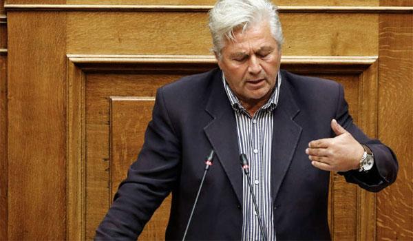 Παπαχριστόπουλος: Δεν θα ρίξω την κυβέρνηση. Ανοιχτό το ενδεχόμενο να πάω στο ΣΥΡΙΖΑ