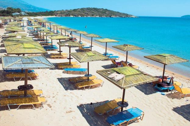 Επιστροφή στις παραλίες: Θερμοκρασίες Ιουνίου έχουν αυτόν τον Οκτώβρη οι ελληνικές θάλασσες