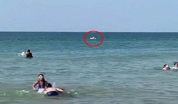 Πανικός σε παραλία: Αγόρι με φουσκωτό παρασύρθηκε από ρεύματα της θάλασσας