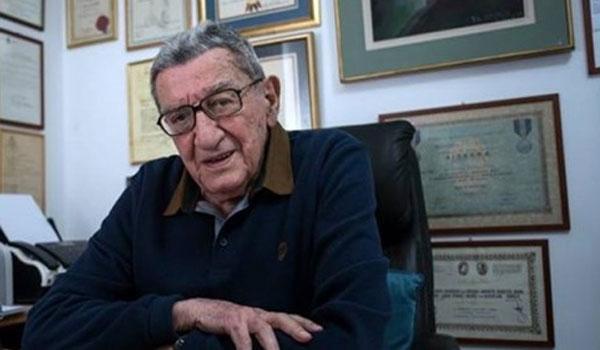 Χρήστος Πασαλάρης: Πένθος στον πολιτικό κόσμο για τον θάνατο του