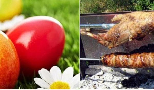 Με σκόνη μέχρι την Ανάσταση με λιακάδα του σούβλισμα την Κυριακή του Πάσχα