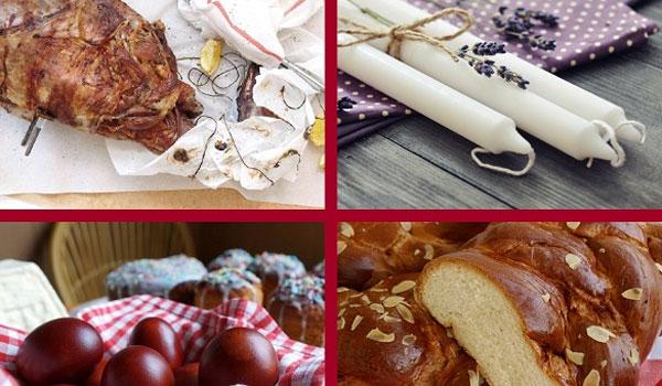 Λαμπάδα, τσουρέκι, κόκκινα αυγά, οβελίας: Τι συμβολίζουν τα πασχαλινά έθιμα