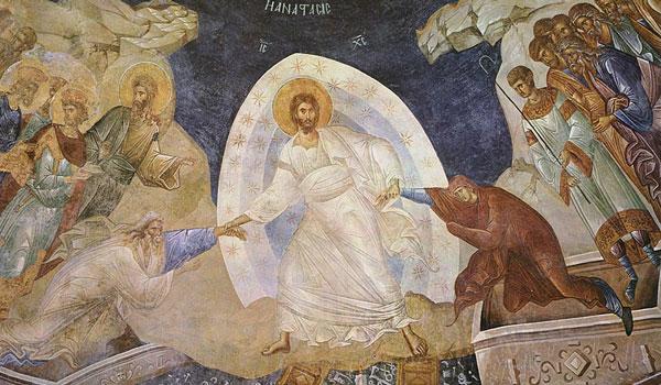 Kυριακή του Πάσχα: Η Ανάσταση του Κυρίου - Η εορτή των εορτών