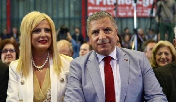 Μαρίνα Πατούλη: Όταν ανακοίνωσα την υποψηφιότητά μου στον Γιώργο έγινε η κόλαση του Δάντη