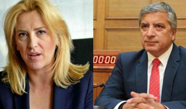 Εκλογές 2019: Πατούλης - Δούρου στον δεύτερο γύρο για την περιφέρεια Αττικής