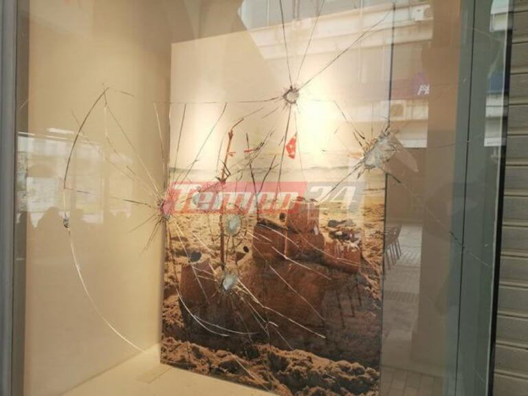 Καταδρομική επίθεση σε μαγαζιά στην Πάτρα: Γυαλιά καρφιά 12 επιχειρήσεις