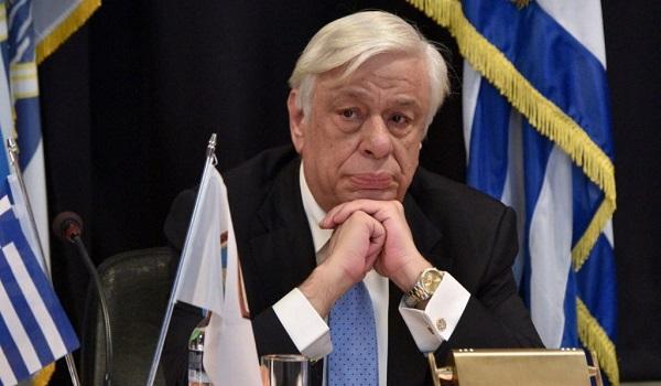 Παυλόπουλος: Εμείς οι Έλληνες δεν πρέπει να το βάζουμε ποτέ κάτω, ιδίως σε δύσκολες ώρες