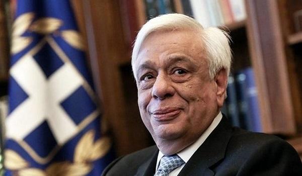 Παυλόπουλος: Κοινός αγώνας ενάντια στον εξτρεμισμό