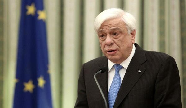 Παυλόπουλος: Η ΕΕ δεν πρέπει να επιτρέψει την υπαναχώρηση του Δημοκρατικού Ιδεώδους