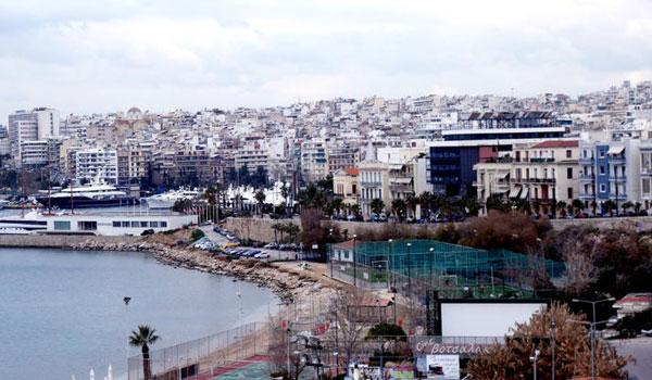 ΚΑΣ: Αρχαιολογικός χώρος μεγάλο μέρος της πόλης του Πειραιά