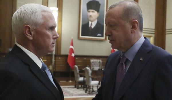 Όλο το παρασκήνιο της συμφωνίας ΗΠΑ-Τουρκίας: Η αμηχανία και η απαίτηση του Τούρκου Προέδρου
