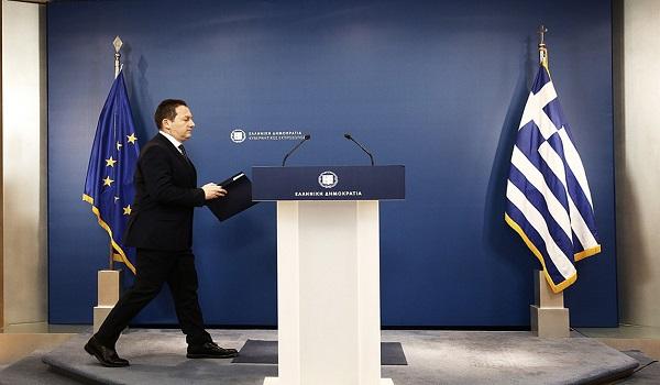 Πέτσας: Έχουμε ζωτικά συμφέροντα στη Λιβύη - Δεν θα συζητήσουν για θαλάσσια σύνορα στο Βερολίνο
